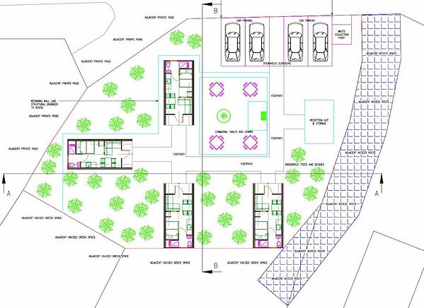 Glamping Planning Permission Full Application