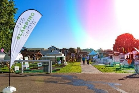 The Glamping Show 2017