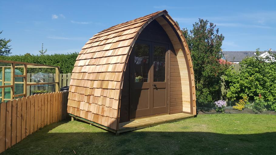 Shepherd Hut Planning Permission