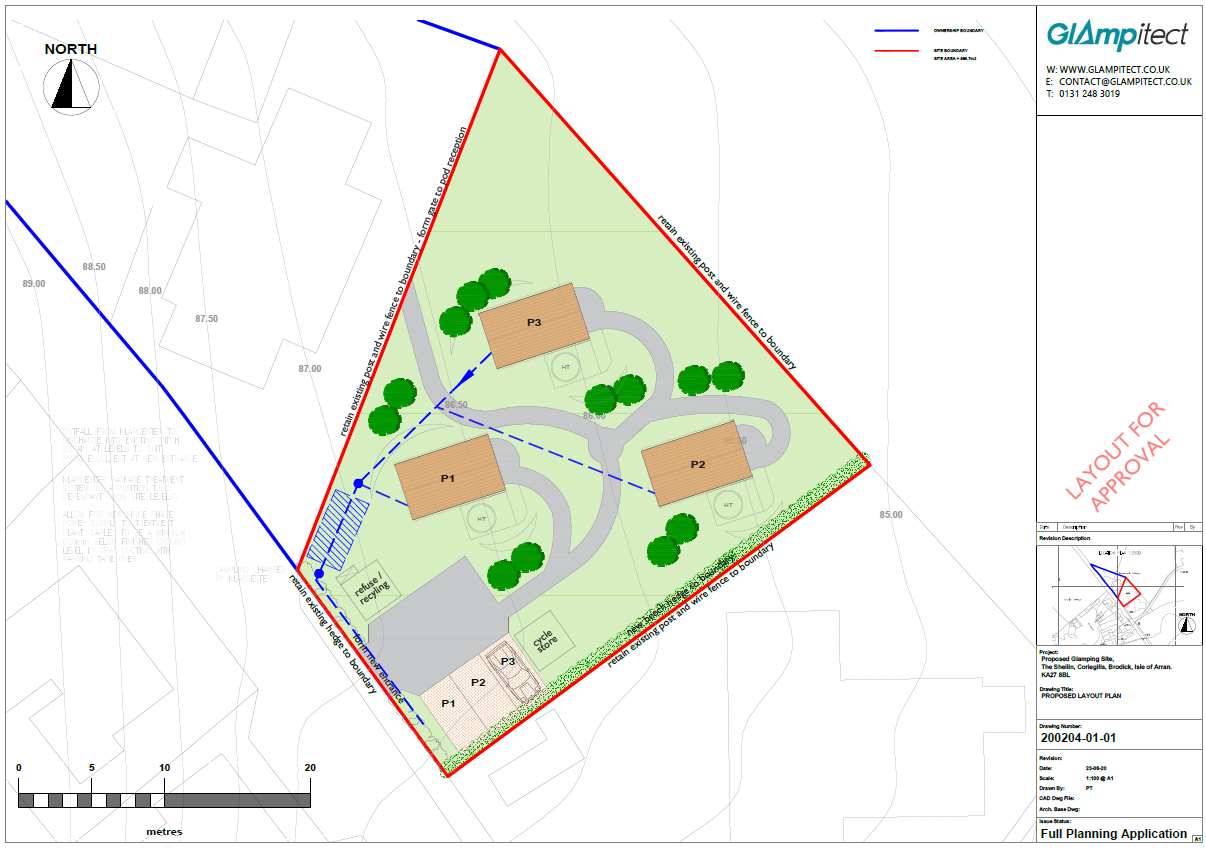 Does my Glamping Site Need Planning Permission?