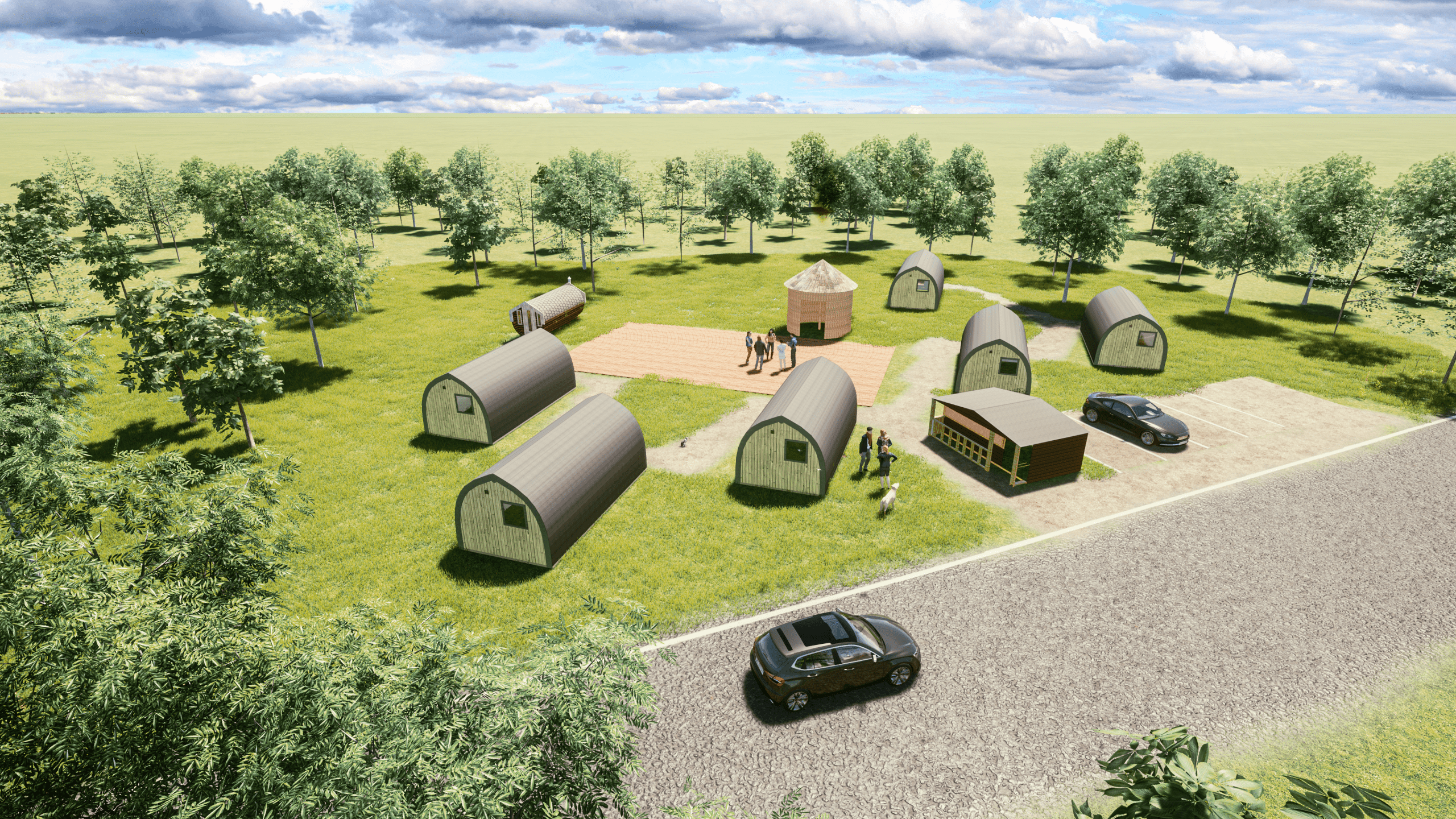 How to Solve Issues That Come Up When Starting a Glamping Business